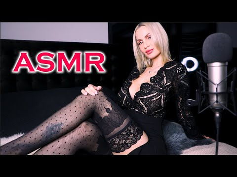 ASMR Nylon Fabric Sounds to relax and for strong Tingles
