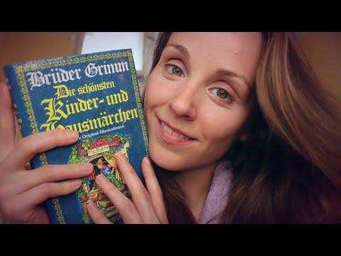Ich lese dir ein Märchen vor (Marienkind) | ASMR (Deutsch/ German)