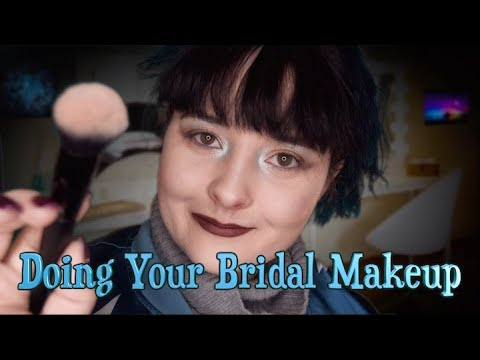 Doing Your Bridal Makeup 👰🏻 Whisper [RP MONTH]