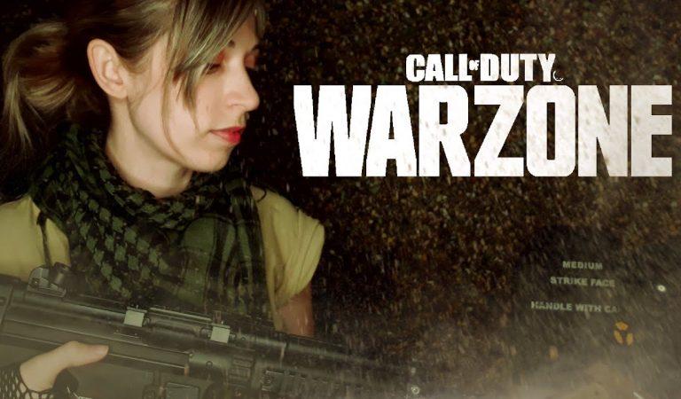 ASMR Call of Duty WARZONE Gratis | Roleplay Brutal | SusurrosdelSurr | España
