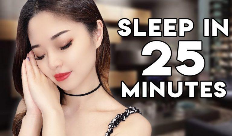 [ASMR] Fall Asleep in 25 Minutes ~ Binaural Triggers