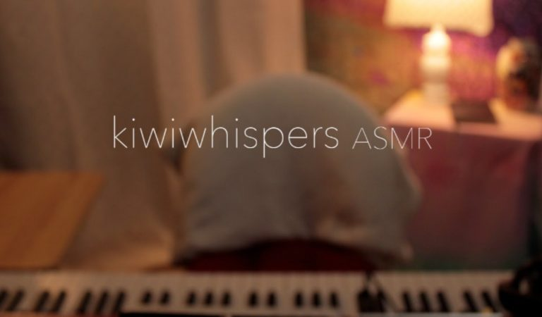 Live | Kiwiwhispers ASMR – Piano and Whispering – Happy Easter!
