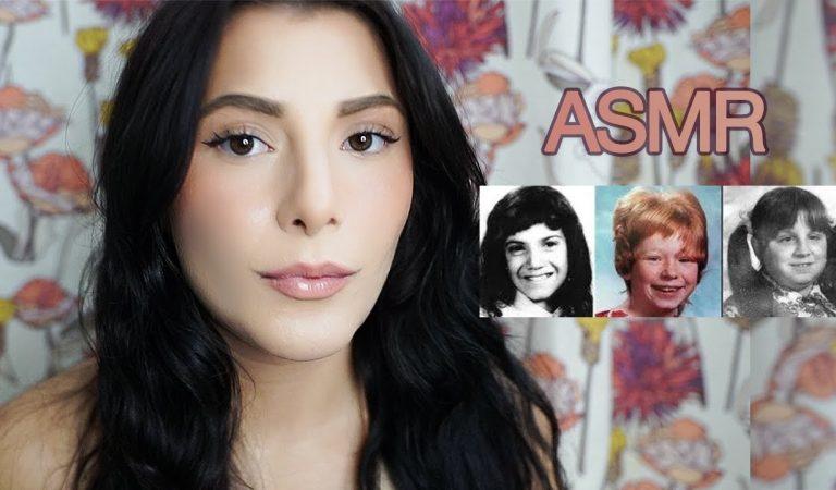 ASMR Unsolved Mystery: The Alphabet Murders