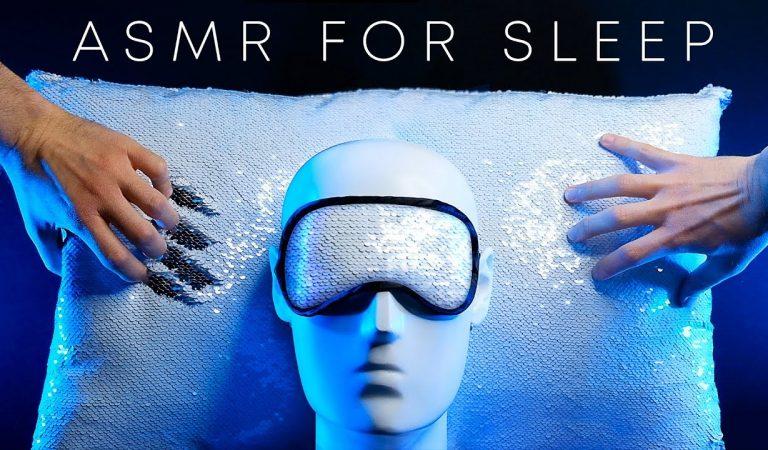 ASMR to Help You Through Sleepless Nights