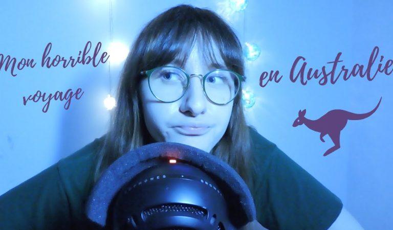 ASMR FR 💤 STORYTIME : Mon voyage en Australie (chuchotements)