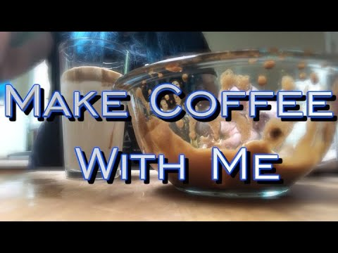 Make Coffee With Me! ☕ ASMR [No Talking]