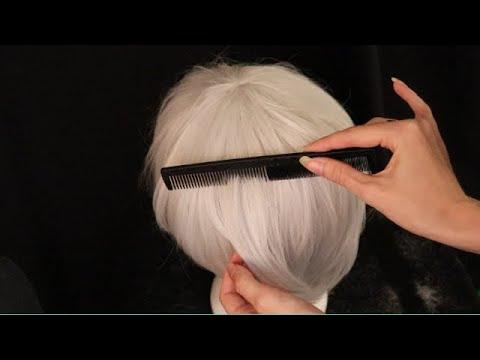 Hair Play ASMR