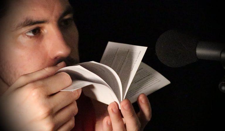 Le page turning est il votre POINT FAIBLE ASMR ?