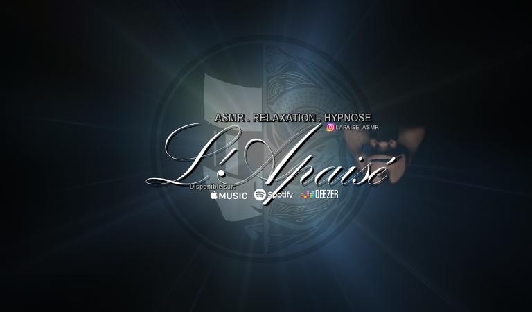 L'apaisé ASMR en #LIVE Ensemble de 21h à 22h (rediffusion de 22h à 9h du matin)