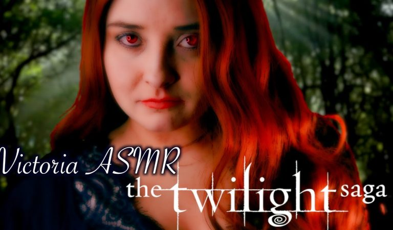 Victoria Finds You In The Woods 🌲🌲 [TWILIGHT SAGA] ASMR RP