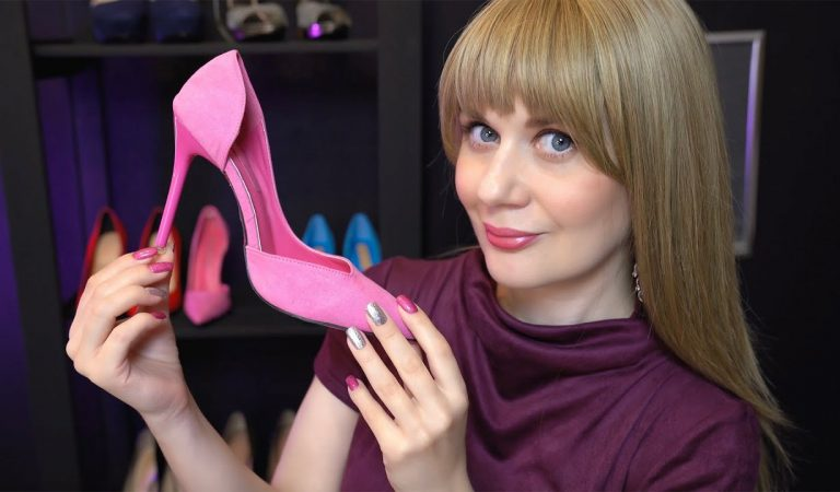 ASMR Tingles in the Shoe Store, Role Play, Relaxation, Triggers, Sounds