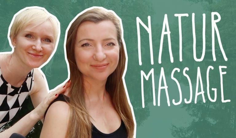 So märchenhaft ist diese ASMR Massage in der Natur (Flüster ASMR, Wald Natursounds)