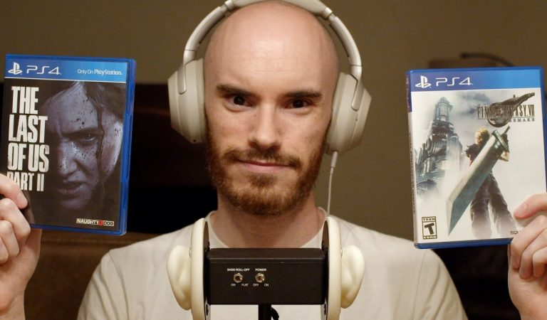 [ASMR] The Video Games I Played in the Second Quarter of 2020 – A Binaural Ramble