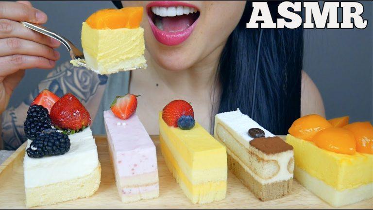 Asmr Mousse Cake Cheese Cake Eating Sounds No Talking Sas Asmr Asmrhd If you enjoy eating, whispering sounds, eating show/mukbang. asmr mousse cake cheese cake eating