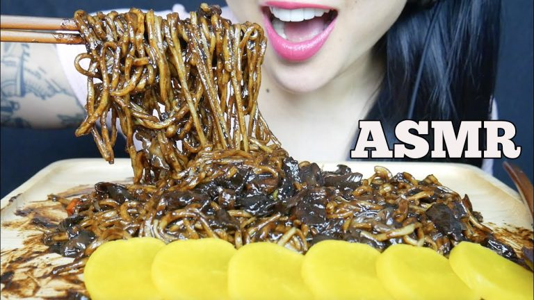 Asmr Real Blackbean Noodles Jjajamyneon Eating Sounds No Talking Sas Asmr Asmrhd Her birthday, what she did before fame, her family life, fun trivia facts, popularity rankings, and more. asmrhd