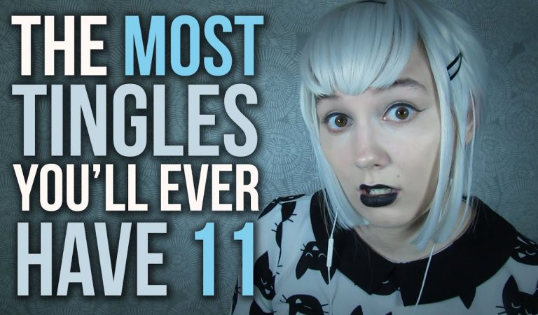 ASMR THE MOST Tingles You'll EVER HAVE 11! (Why Not Try It?)