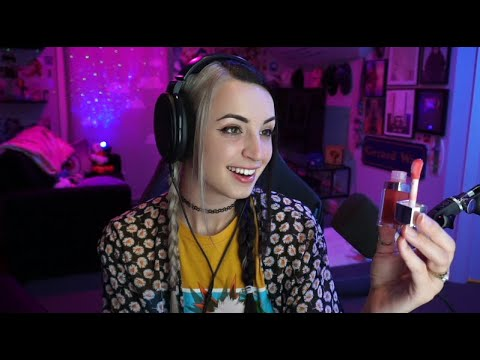 ASMR Soft Spoken Lots of Chatting | Livestream