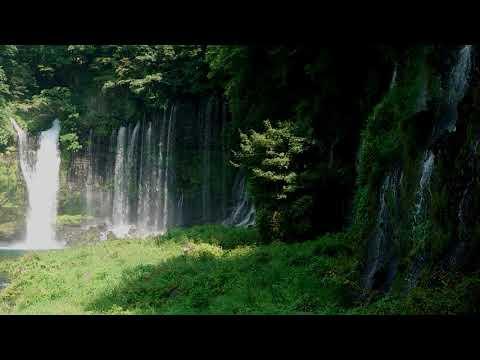ハイレベル瞑想用音源 滝の音2 Sound source for high level meditation Waterfall#2