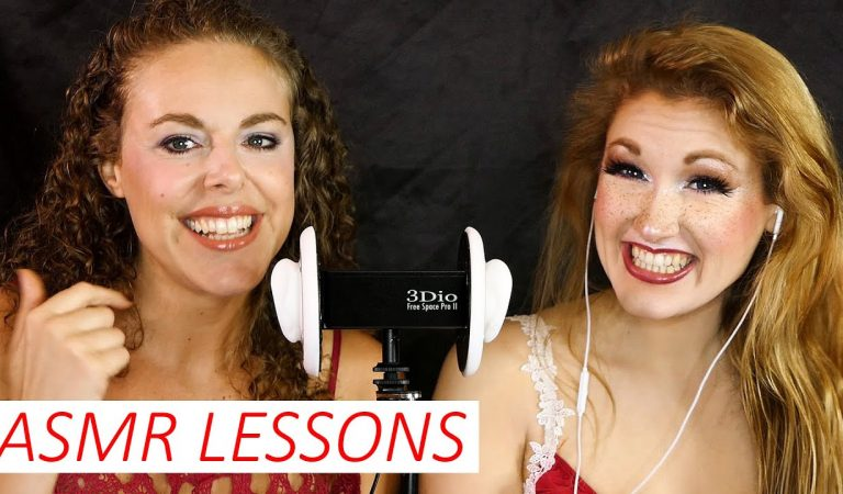 The School of ASMR: 3Dio Whispering Ear to Ear, Soft Spoken, ASMRtist Shares Lessons Learned & Tips