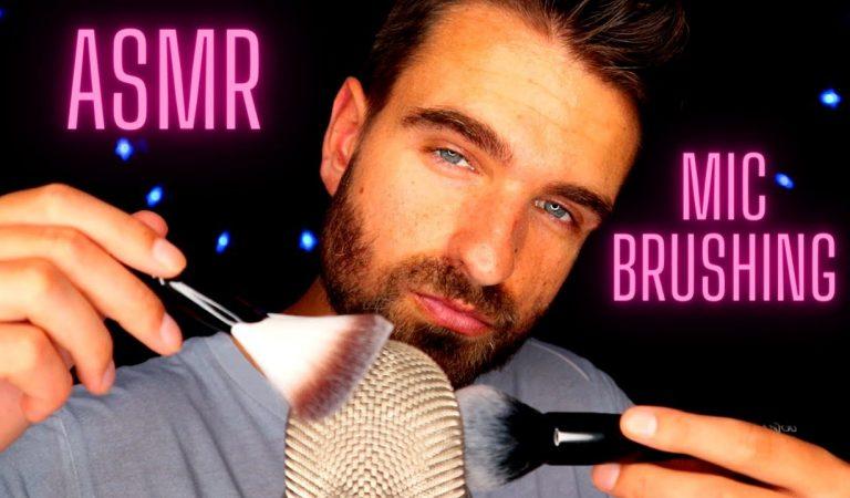 Massaging YOUR Brain | ASMR Mic Brushing (Next Level Tingles)