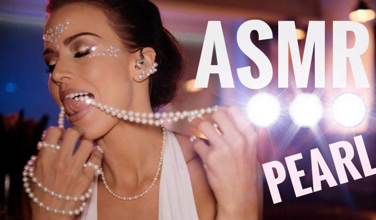 ASMR Gina Carla 🐚⚪️ Pearls,Pearls,Pearls! Ear to Ear!