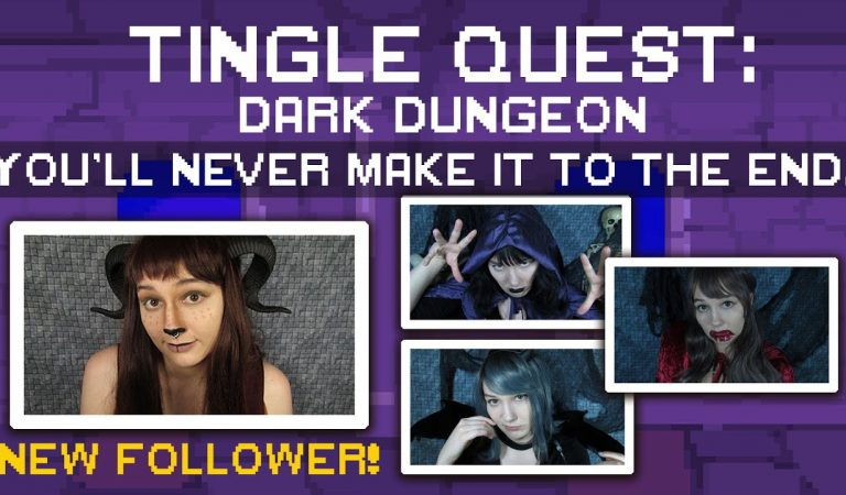 ASMR Tingle Quest: Dungeon RPG Roleplay! Can You Make It to the End?