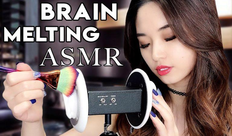[ASMR] ~Brain Melting~ Sleep Treatment (Best 3Dio Triggers)