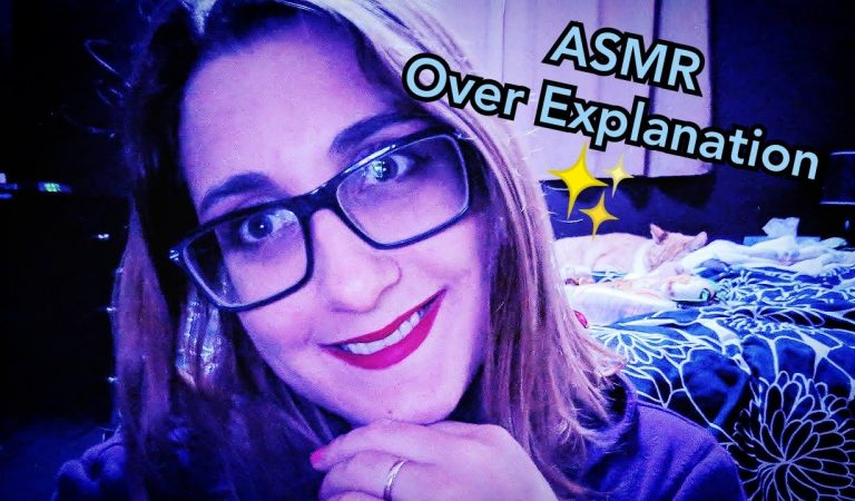ASMR Over Explaining Simple Tasks (Rob custom)