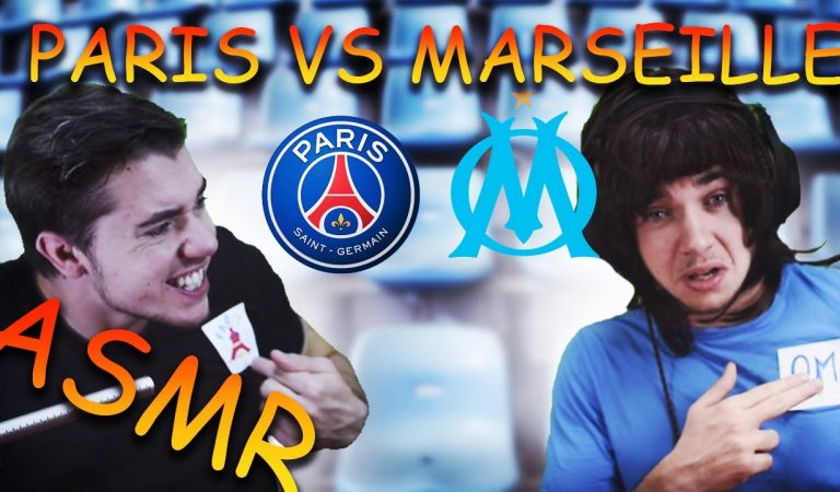 Asmr fr : Marseille Paris 2020/2021 ligue1