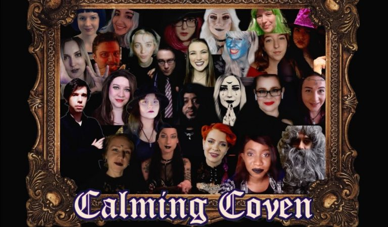 Calming Coven [ASMR] Witchy COLLAB