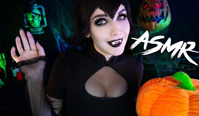 АСМР триггеры Хеллоуина для сна и мурашек 🧛♀🎃 ASMR Triggers Halloween for Sleep and Tingles 👻