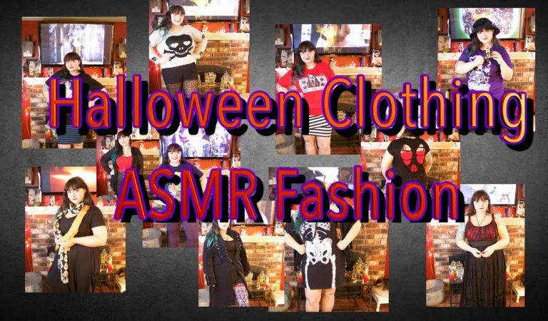 Halloween Clothing [ASMR Fashion]