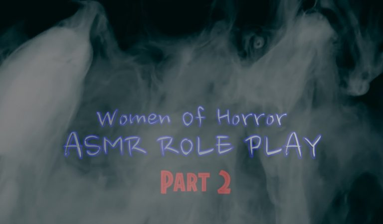 TRAILER 💀 WOMEN OF HORROR PART 2! 💀COMING SOON!