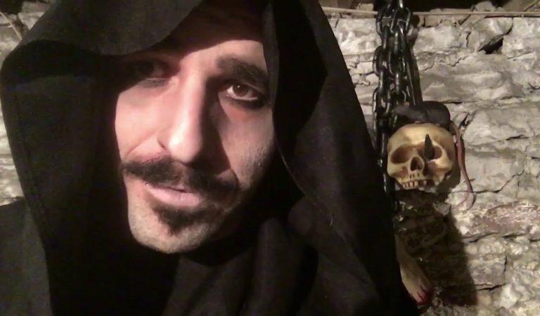Welcome To Dracula's Den! (ASMR)