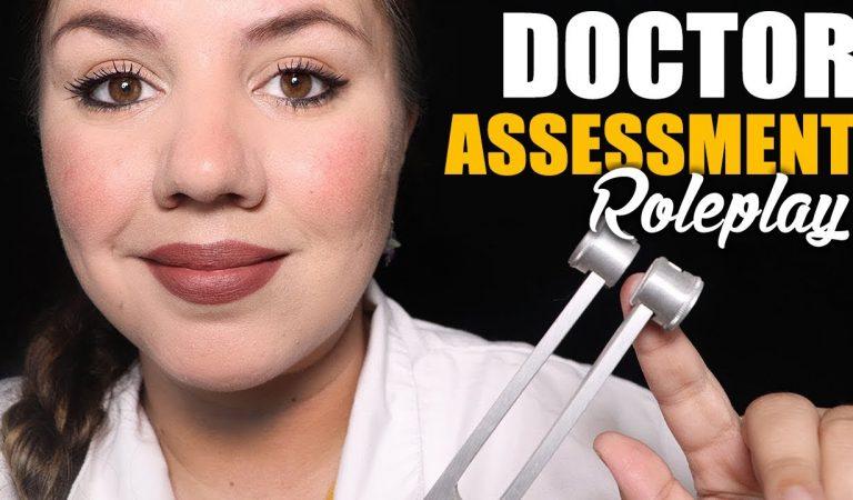 ASMR Intense Doctor Roleplay Exam to Sleep all Night