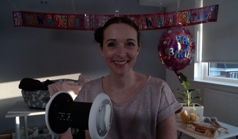 ASMR Birthday Stream – Mic Giveaway
