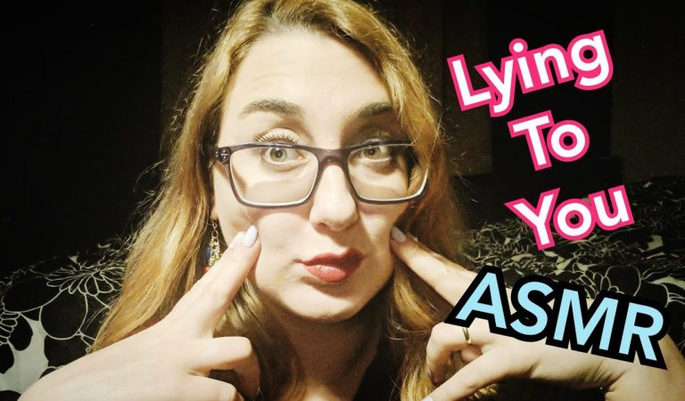 ASMR Lying To You Trigger All Night Long (highly requested!!)