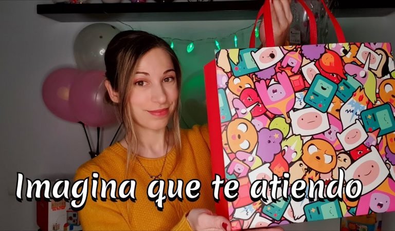 Tu PARTY SHOP Roleplay | Te Atiendo | SusurrosdelSurr ASMR | Español
