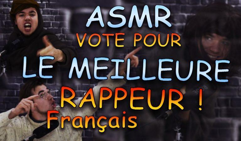 Asmr : Vote pour le meilleure des JEUNES APPEUR  roleplay asmr français