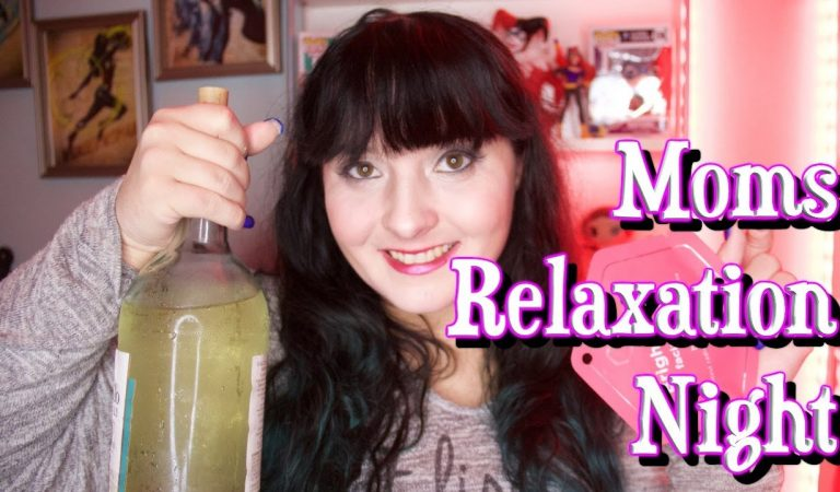 Moms Relaxation Night – ASMR Role Play