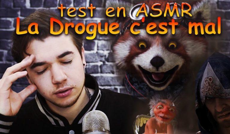 asmr français : Rôle play drogué J'ai fumé des trucs … Jeux de role fr