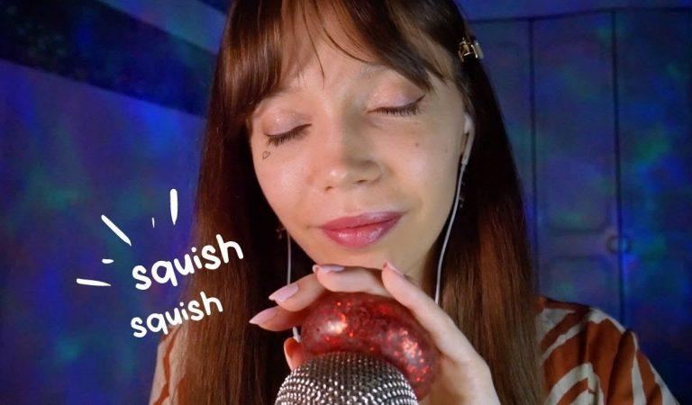 ASMR | 30min de SQUISH SQUISH