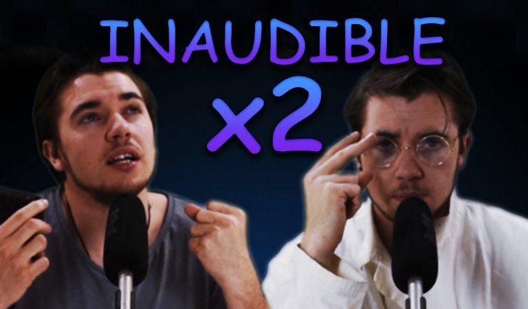 ASMR : Inaudible Intense x2 ! ( Bruit de bouche, mouth sound ) 🎧 2