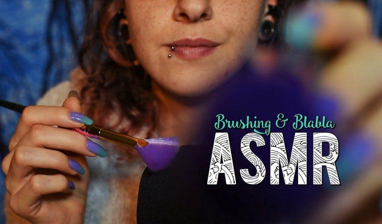 ASMR Français  ~ Brushing & Blabla