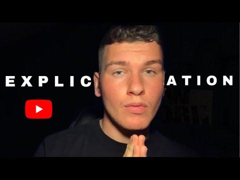 LIVE ASMR : EXPLICATIONS