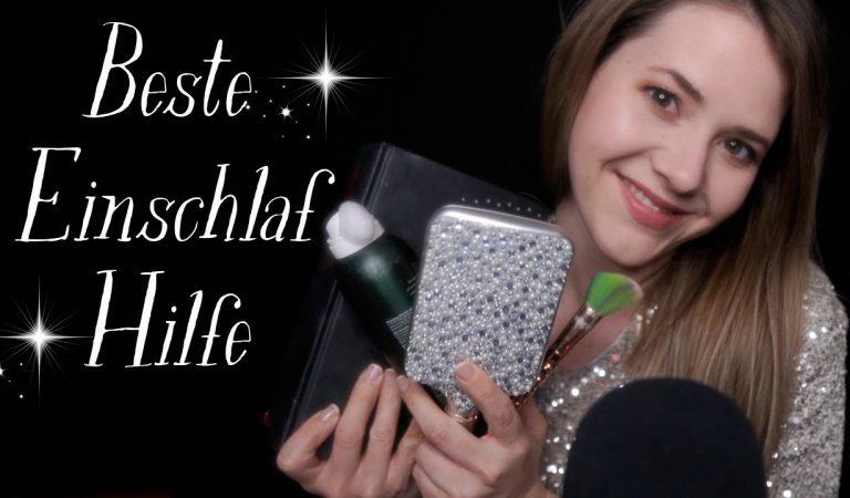 ASMR BESTE EINSCHLAFHILFE 2.0 ❤️ 150.000 Abospezial *Super Entspannend* in German/Deutsch