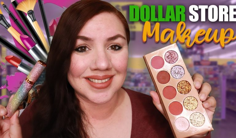 ASMR Dollar Store MAKEUP Artist Does Your MAKEUP Roleplay