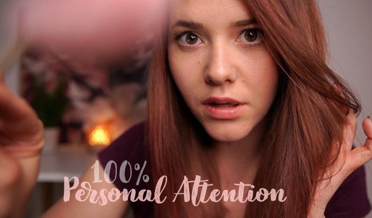 ASMR 100% Personal Attention nur für DICH 💖