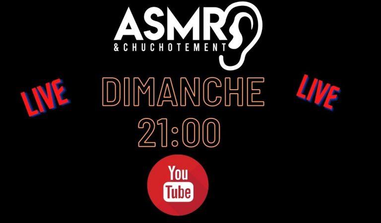 live ASMR