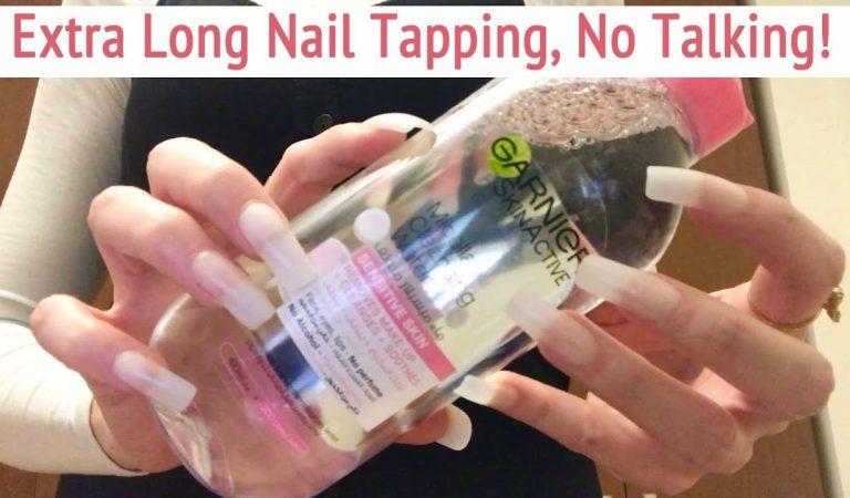 ASMR * Random Items!! * Extra Long Nail Tapping & Scratching!  * No Talking * ASMRVilla
